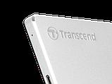 "Transcend TS1TSJ25C3S Внешний жесткий диск StoreJet 1Tb 2,5"" Type C, фото 2"