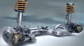 Ходовая и рулевое управление Hyundai H-1