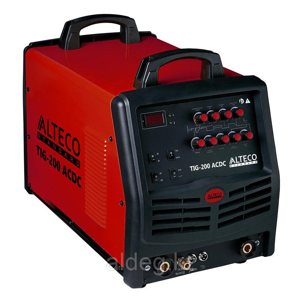 Сварочный аппарат ALTECO TIG 200 AC/DC