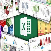 Учебный курс MS Excel Power Query + Power Pivot + Power View