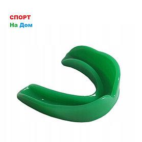 Боксерская детская капа Цвет-зелёный