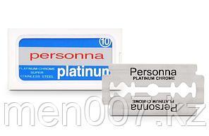 Сменные лезвия Personna Platinum Chrome, 10 шт.