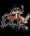 Голень сидя Digger HD015-2, фото 2