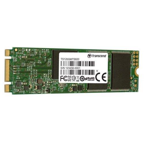 Transcend TS120GMTS820S Жесткий диск SSD 120GB M2
