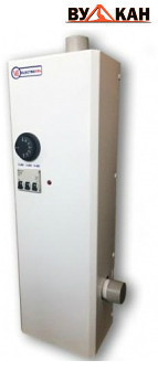 Электрокотел отопления ElectroVeL- 9 кВт (380Вт) нижний вход.