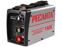 Сварочный аппарат РЕСАНТА САИ-190К, фото 1