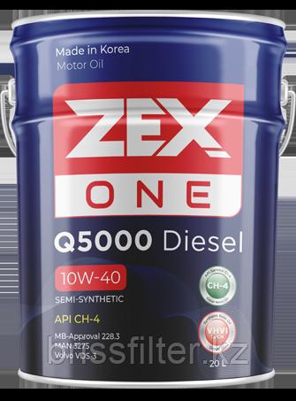 ZEXONE Q5000 Diesel 10W-40