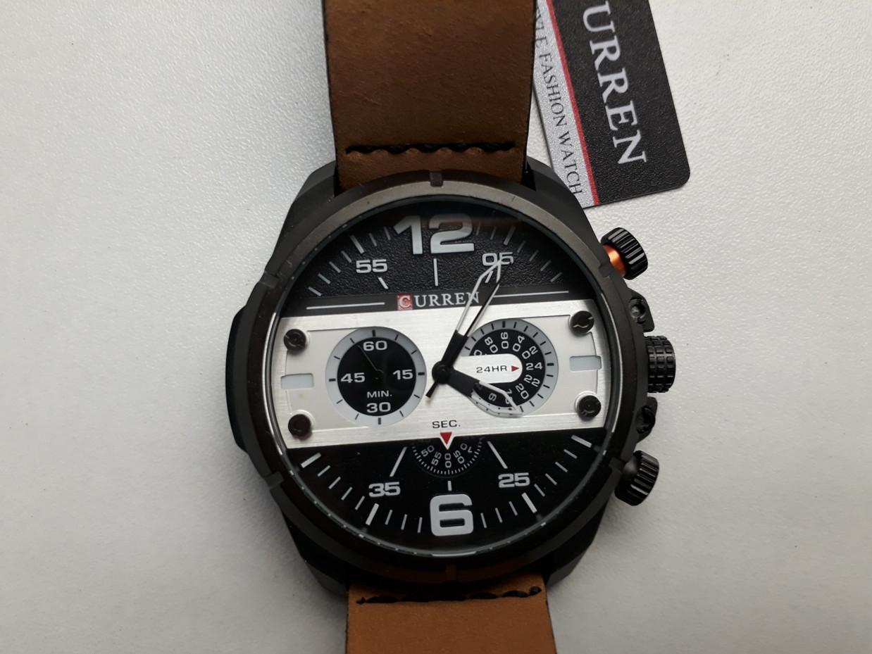 Мужские часы Curren. Модель 8259. Кварцевые. Наручные