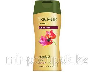 Кератиновый шампунь Trichup 200 мл