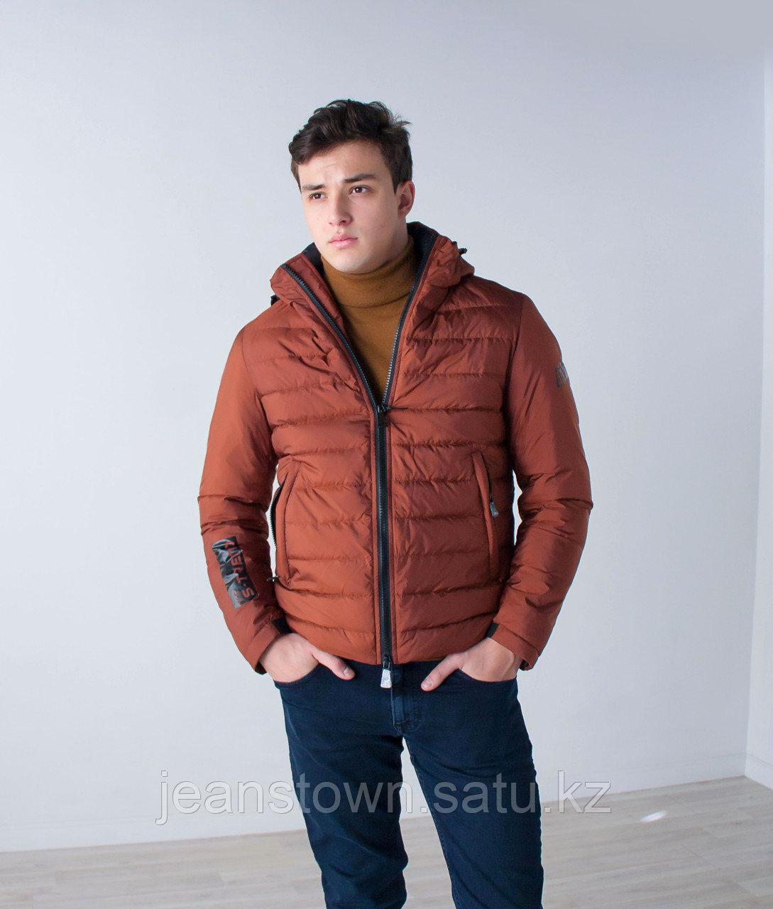 Куртка мужская  демисезонная Vivacana короткая