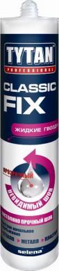 Клей монтажный Tytan Classic Fix 310 ml беcцветный оптом