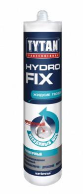 Клей монтажный Tytan Hydro Fix 310 ml бесцветный оптом