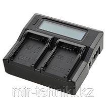 Двойное зарядное устройство для Sony NP-FW50 (Двойная зарядка)