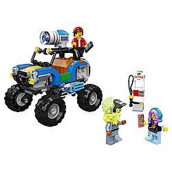 Lego Игрушка Hidden Side Пляжный багги Джека