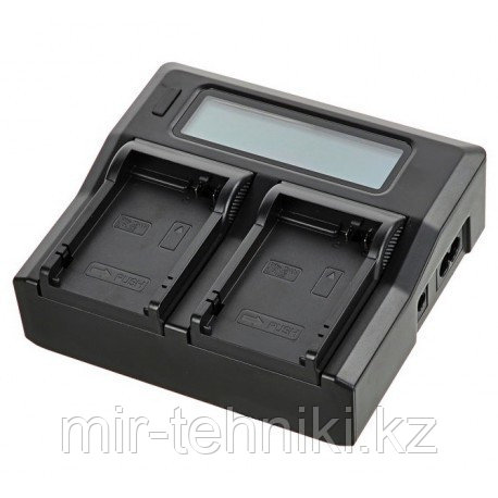 Двойное зарядное устройство для Panasonic BLG 10 (Двойная зарядка)