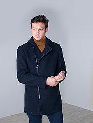 Пальто мужское  демисезонное Vivacana синее