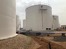 Резервуары под нефтепродукты 4