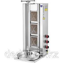 Донер аппарат газовый 3 горелка