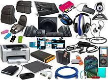Комплектующие и аксессуары для ПК и ноутбуков