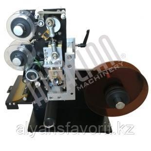 Этикетировщик HL-102 с датером, фото 2