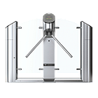 Турникет Praktika Т-03-K  (со стеклом и картоприемником), фото 2