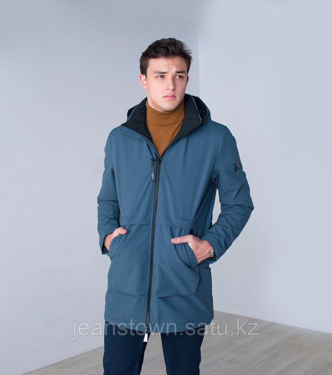 Куртка мужская  демисезонная Vivacana  серая