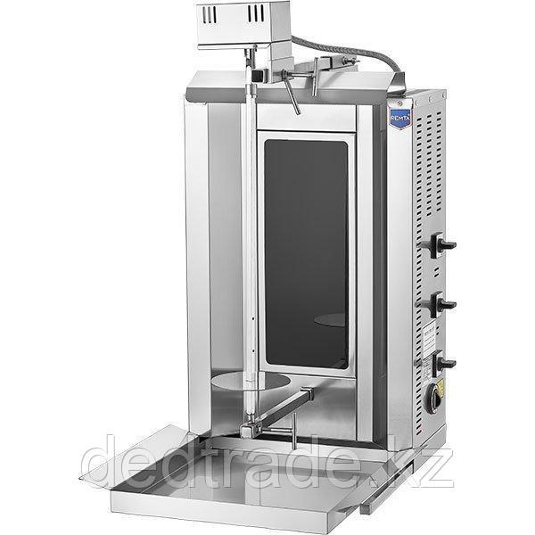 Донер аппарат электрический с верхним стеклокерамика 3 теновый
