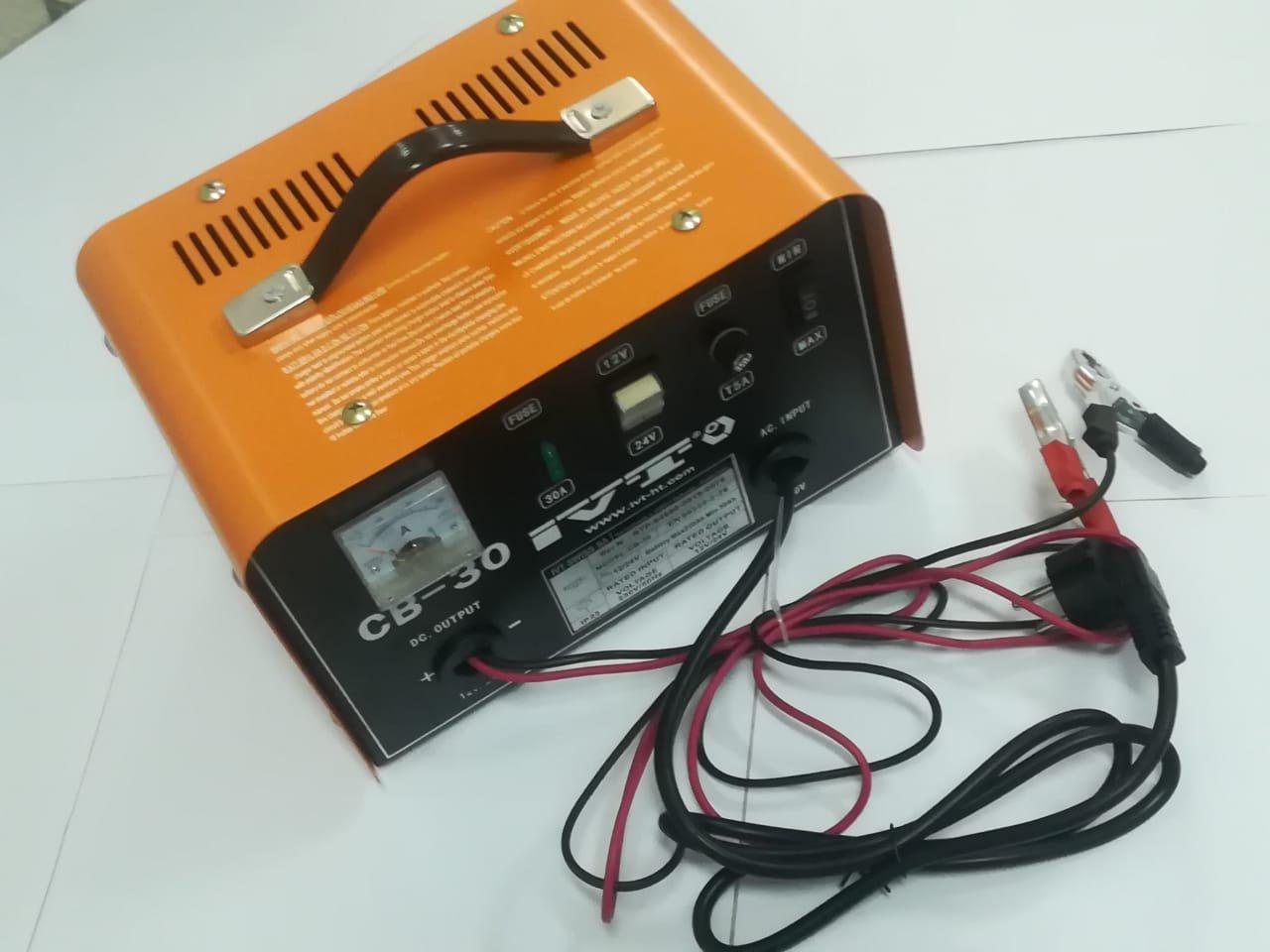Зарядное устройство - IVT CB-30
