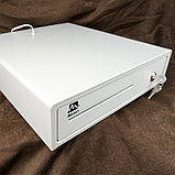 Денежный ящик MERCURY CD-335 cash drawer, ivory (бежевый) Кассовый ящик. Автоматический. Арт.5370, фото 4