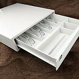 Денежный ящик MERCURY CD-335 cash drawer, ivory (бежевый) Кассовый ящик. Автоматический. Арт.5370, фото 6
