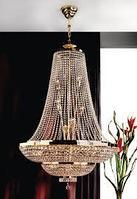 Подвесной люстры LU 2388/24/120 gold