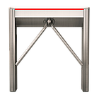 Турникет из нержавеющей стали Oxgard Cube С-04-HК (с картоприемником), фото 4