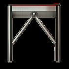 Турникет со светодиодной подсветкой Oxgard Cube С-04-HКс (с картоприемником и считывателем), фото 2