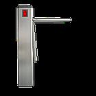 Турникет со светодиодной подсветкой Oxgard Cube С-04-HКс (с картоприемником и считывателем), фото 3
