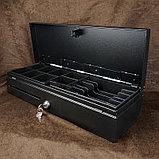 Денежный (кассовый) ящик для купюр и монет SUNPHOR M170 cash drawer Кассовый ящик. Автоматический. Арт.6389, фото 6