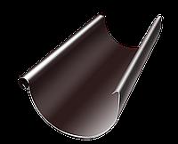 Полукруглый желоб. Покрытие полиэстер