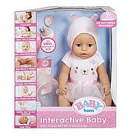 Беби Борн кукла интерактивная 43 см Baby Born оригинал, фото 1