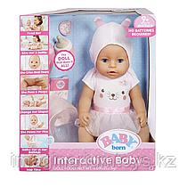 Беби Борн кукла интерактивная 43 см Baby Born оригинал