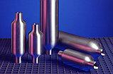 Конструкция цилиндра многоточия LUXFER стандартные DOT - 3A с максимальным раюоичм давлением 124 бар., фото 2