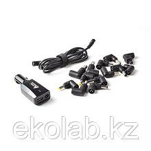 Универсальное автомобильное зарядное устройство для ноутбуков SVC NCC-04-100W