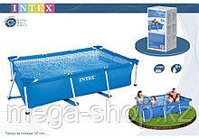 Каркасный бассейн  260х160х65 см, intex 28271