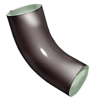 Колено трубы 60°, фото 1