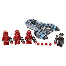 Lego Игрушка Звездные войны Боевой набор: штурмовики ситхов