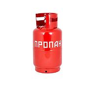 Баллон 27 литров, (11,4 кг), (клапан) Россия