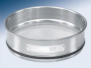 Сито лабораторное Haver & Boecker с тканым полотном из нерж. стали, Д 200 мм, В 50 мм, размер ячейки 2,80 мм