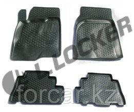 Коврики в салон Chevrolet Captiva (06-) (полимерные), фото 2
