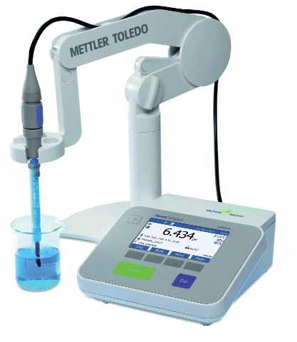 Измеритель показателя pH Mettler Toledo SevenCompactTM S210