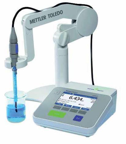 Измеритель показателя pH Mettler Toledo SevenCompactTM S210, фото 2