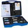 Портативный комплект MACHEREY-NAGEL VISOCOLOR® (ECO, soil kit, environmental analysis ) для анализа