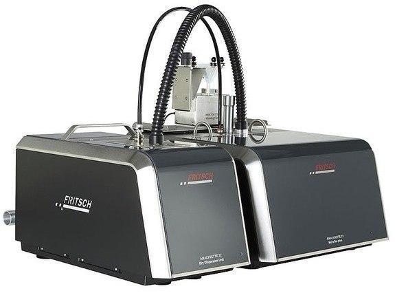 Лазерный анализатор размера частиц Analysette 22 MicroTec plus (Fritsch)